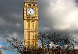 Big Ben - Palace of Westminster - Westminster-Palast - Houses of Parliament